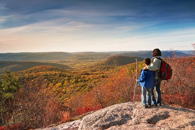 3 randonnées pédestres à faire en famille cet automne
