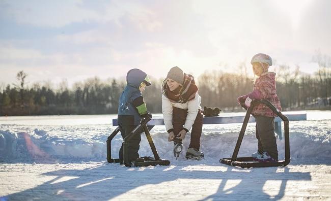 5 activités pour bouger en Outaouais pendant les Fêtes 2020