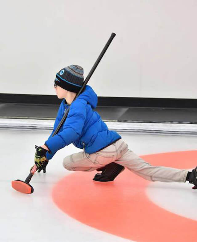 Curling-Opemiska