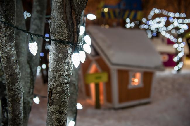 Autres petits plaisirs hivernaux