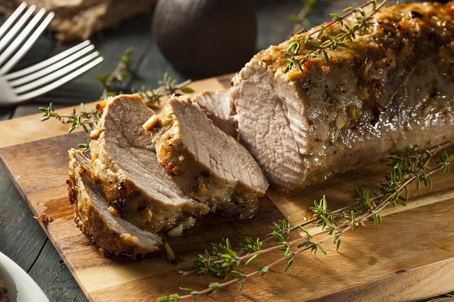 4 recettes à faire avec des filets de porc