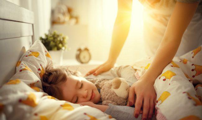 heures lever et coucher enfants