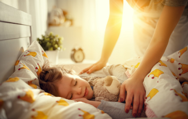 Sommeil : combien d'heures mon enfant doit-il dormir?