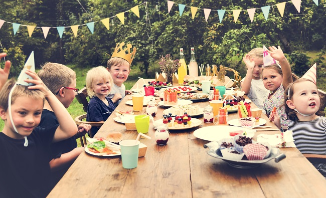 Fête d'enfants zéro déchet: 5 idées de décorations DIY écoresponsables