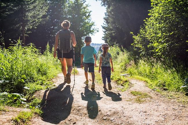 Vacances 2020: un outil pour planifier vos sorties de plein air en famille