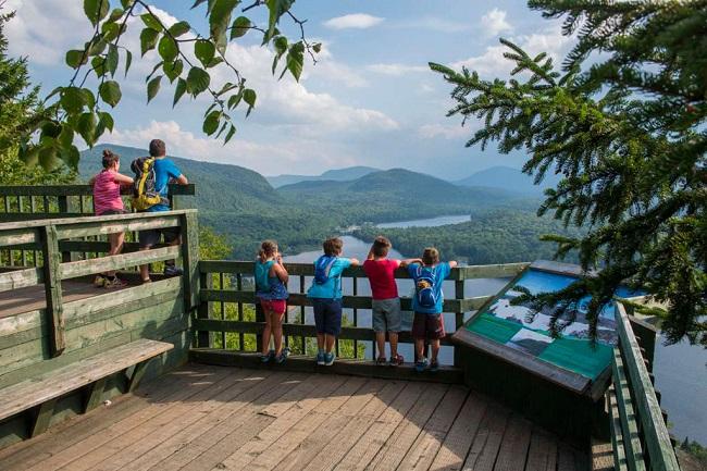 Vacances familiales: 4 parcs à découvrir dans les Laurentides