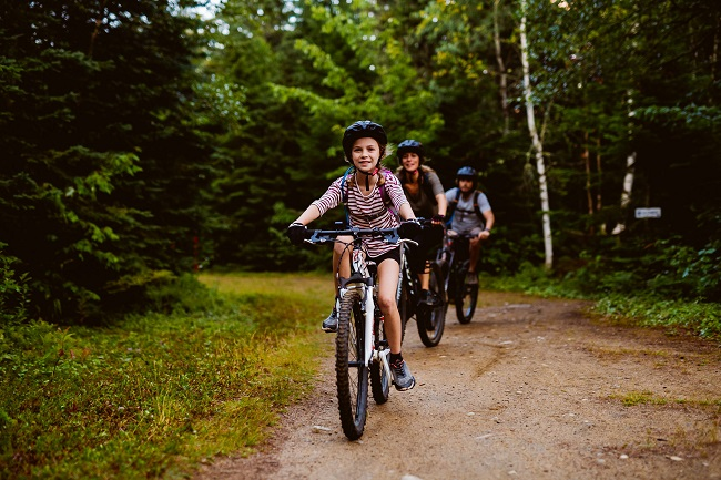 5 destinations alliant camping et vélo de montagne