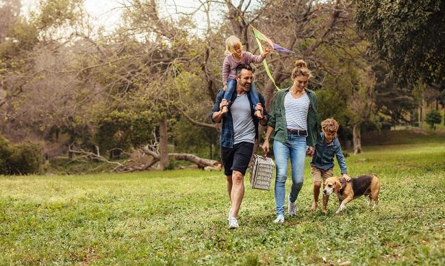 5 trucs pour des vacances à la maison réussies