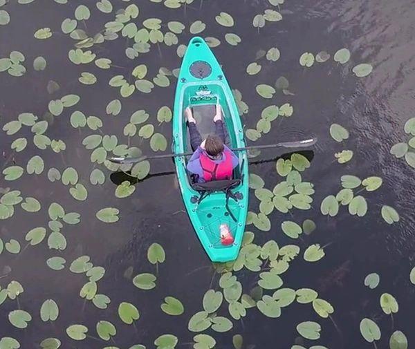 riviere aux cerises kayak