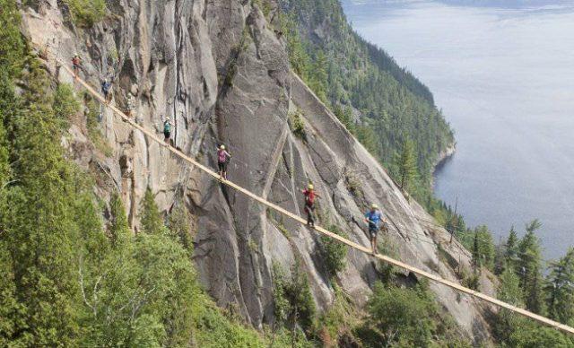 Vacances au Saguenay-Lac-St-Jean