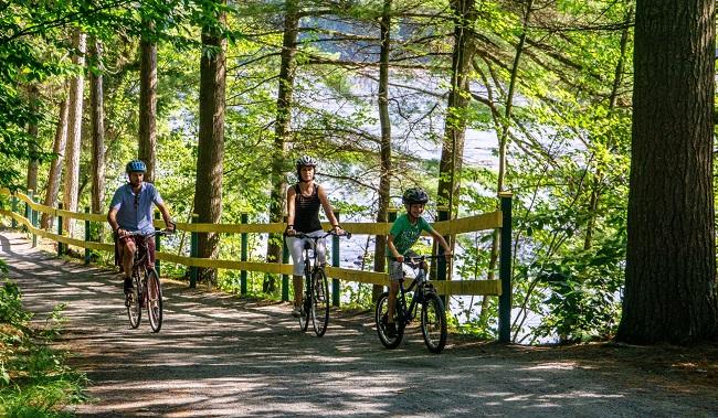 Vacances au Centre-du-Québec: 3 activités plein air pour la famille