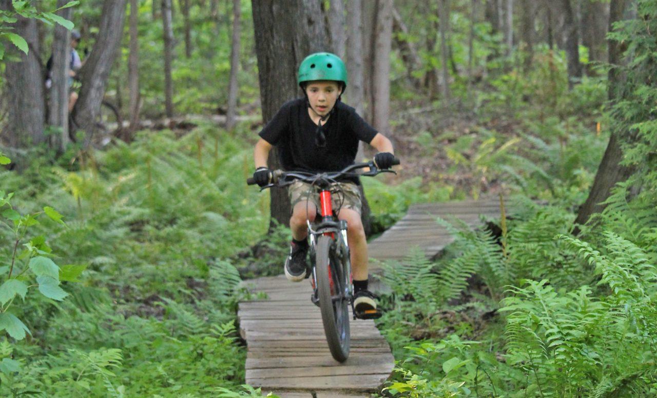 Vélo de montagne: 8 destinations pour les familles