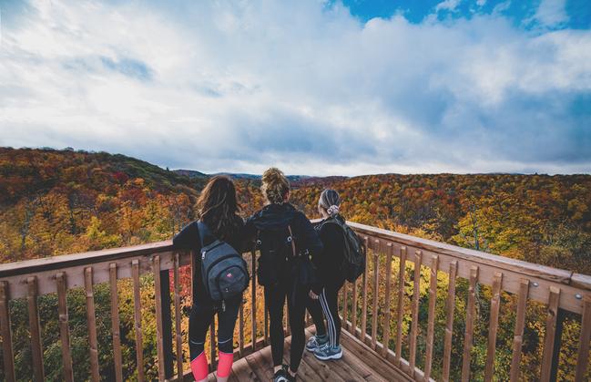 Automne 2021: 5 activités pour profiter du plein air en Outaouais