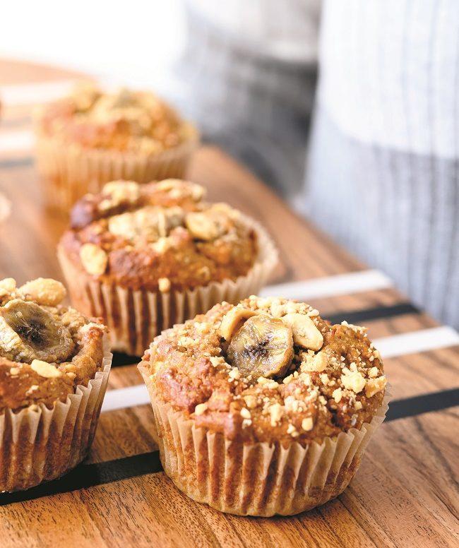 4 recettes de muffins santé sucrés et salés