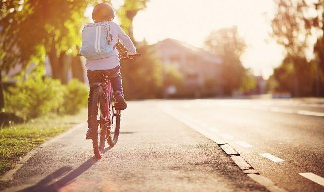 mythes sur le transport actif à vélo vers l'école ou le travail