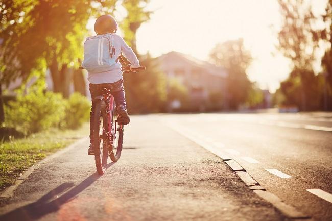 6 mythes sur le transport actif à vélo vers l'école ou le travail