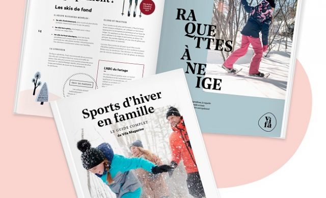 Guide complets Sports d'hiver en famille