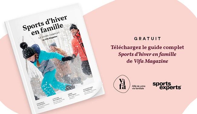 guide sports d'hiver en famille vifa magazine
