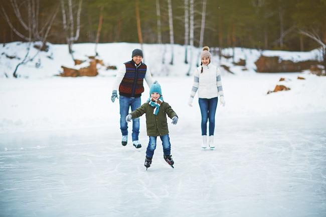Sports hivernaux : comment respecter la distanciation sociale cet hiver?