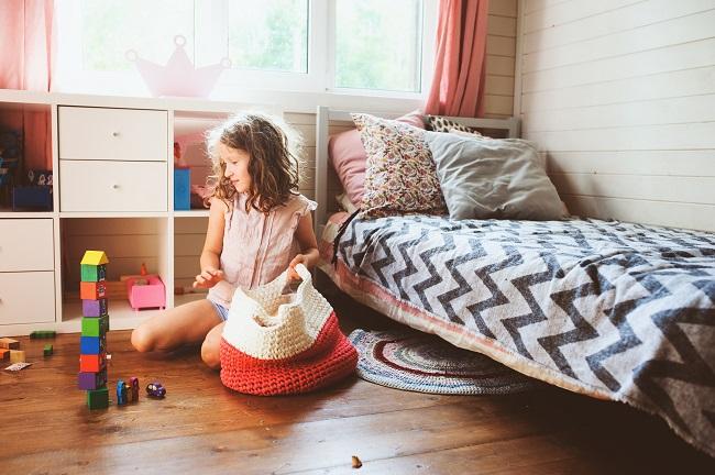 Quelles tâches votre enfant peut-il faire à la maison?