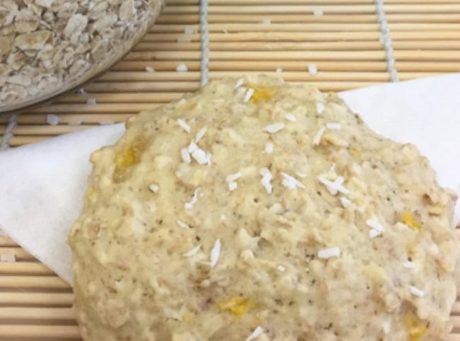 recette-galette-aux-noix-de-coco-lime-et-mangues-Tremplin-sante