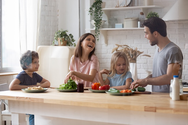 6 trucs de parents pour des repas en famille réussis