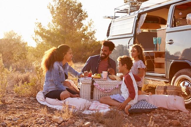 Van life et famille; nos meilleurs trucs pour voyager avec les enfants