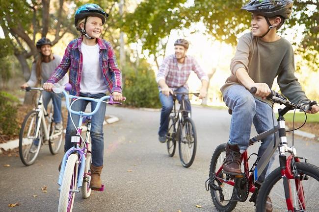 Nos meilleurs trucs pour une sortie à vélo en famille