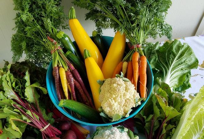 6 façons originales (et surprenantes!) de cuisiner les légumes du jardin
