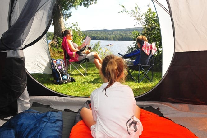 Camping Parc des Appalaches